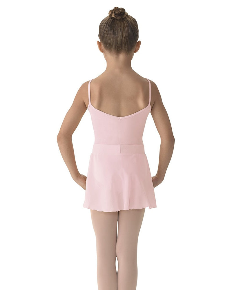 Mirella MS12CH - Mock Wrap Pull-On Ballet Skirt Girls