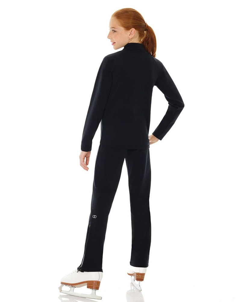 Mondor 1010C - Powerflex Performance Warm Up Skating Jacket Girls