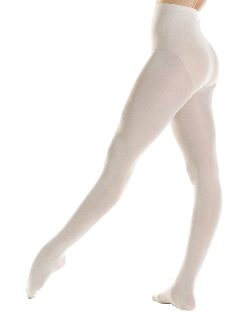 Mondor Durable Nylon Footed Dance Tights - 345C Girls