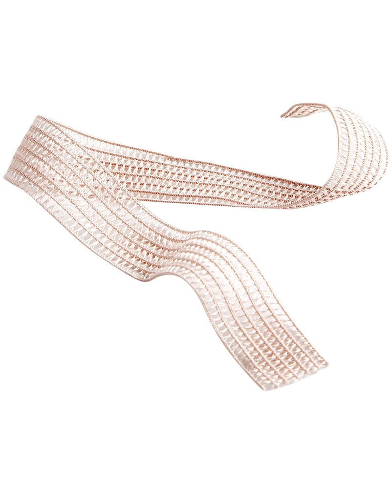 Russian Pointe Stretch Mesh Pointe Shoe Elastic