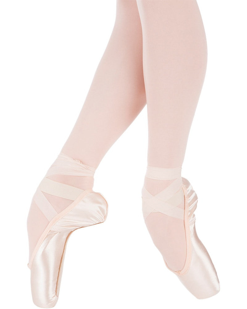 Suffolk Solo Standard Shank Pointe Shoes Womens - Dance Shoes - Pointe Shoes - Dancewear Centre Canada