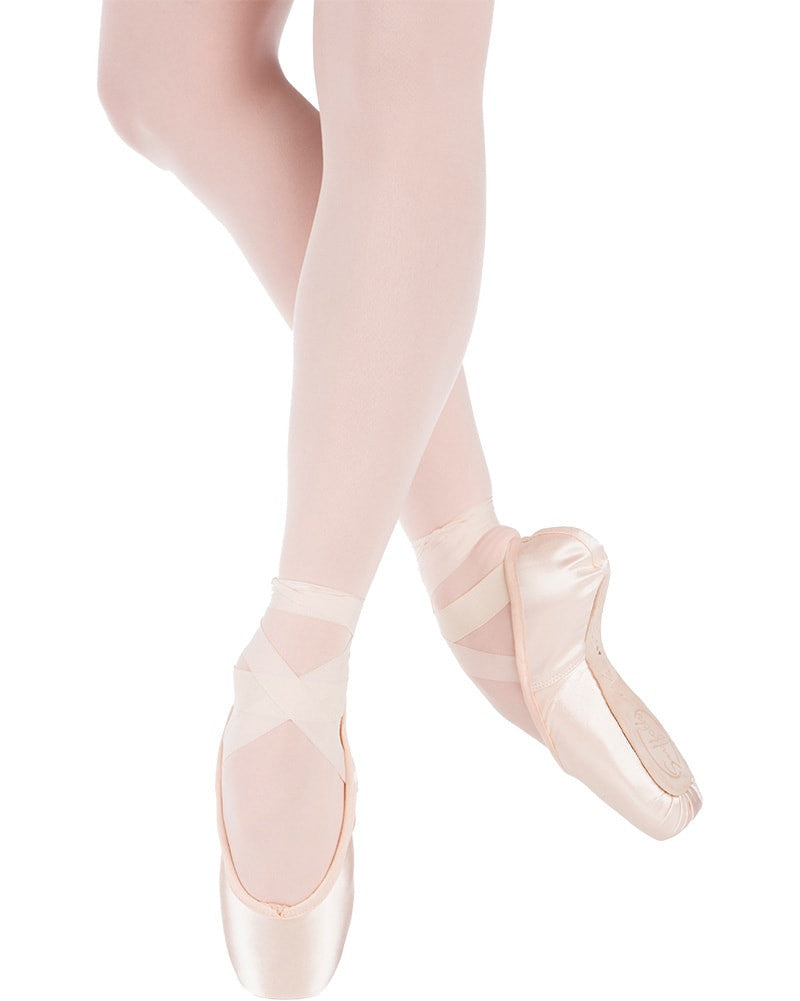 Suffolk Spotlight Standard Shank Pointe Shoes Womens - Dance Shoes - Pointe Shoes - Dancewear Centre Canada