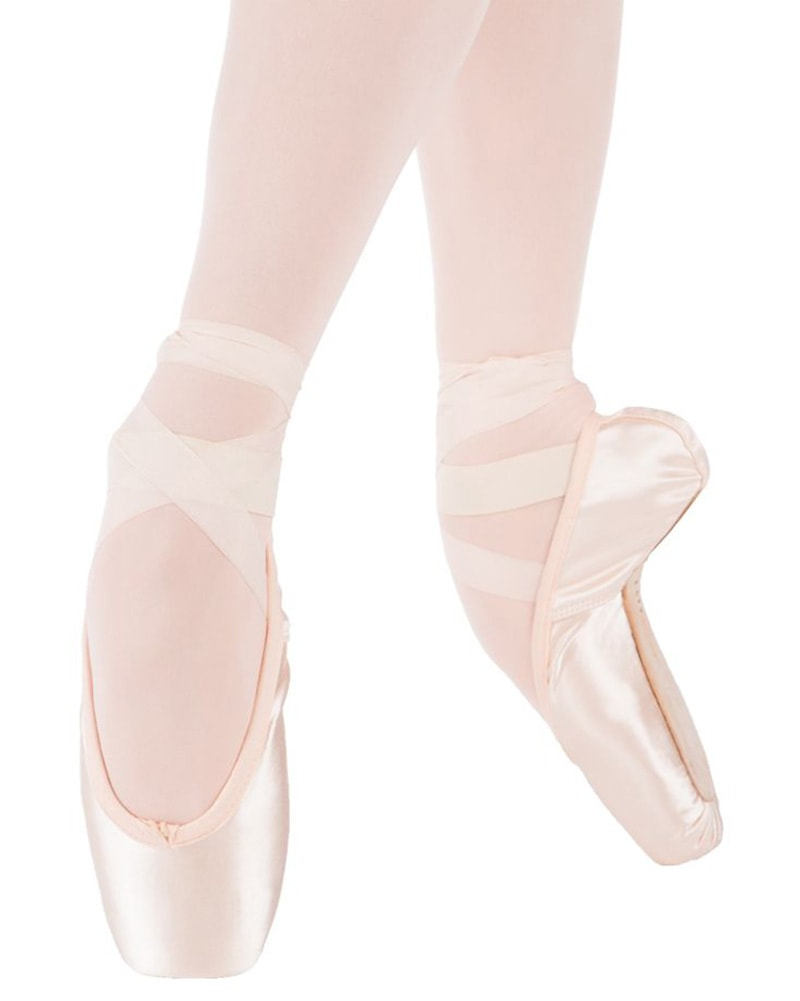 Suffolk Status Standard Shank Pointe Shoes Womens - Dance Shoes - Pointe Shoes - Dancewear Centre Canada