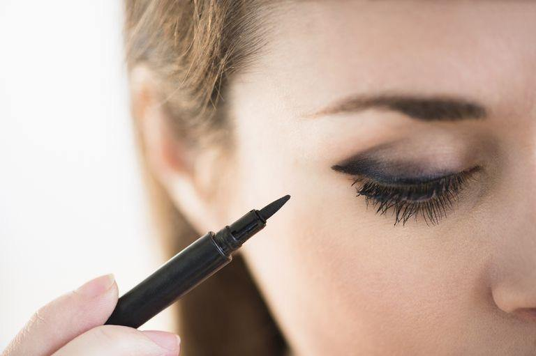 She Black Liquid Waterproof Eye Pencil