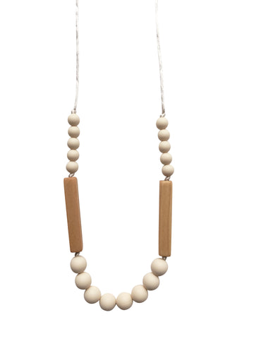The Sloane Teething Necklace