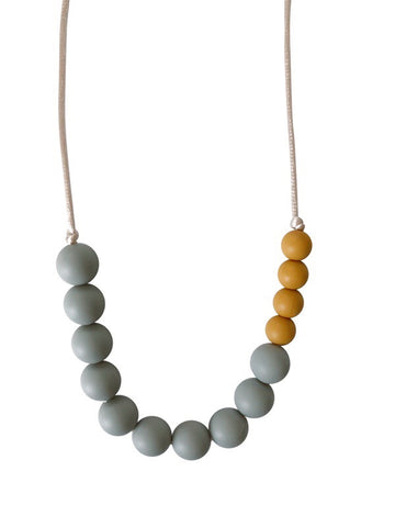 The Bryson Teething Necklace