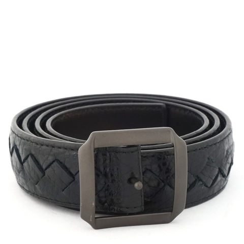 Bottega Veneta Black Belt