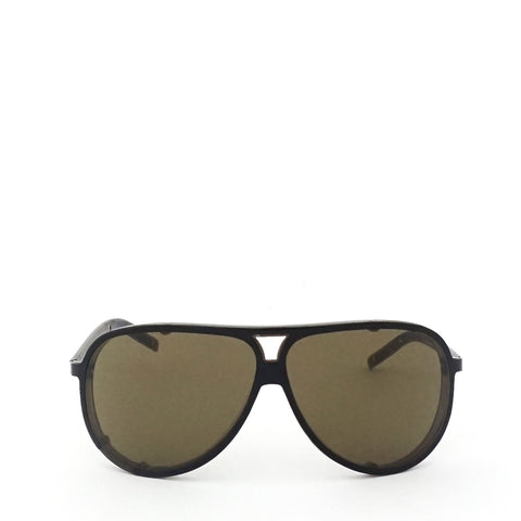 Dior Aviator Brown Black Frame