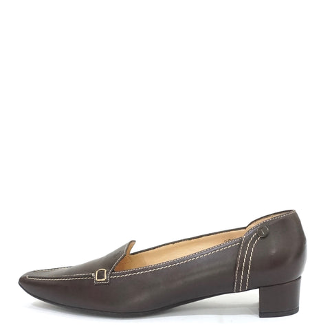 Tods Black Pointy Pumps 38.5