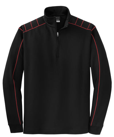 Nike 354060 Nike Golf DriFit 1/2Zip CoverUp