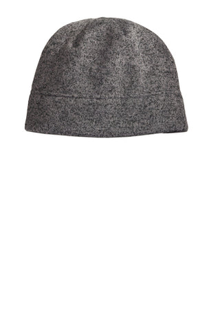 Port Authority C917 Heathered Knit Beanie-Limit 2