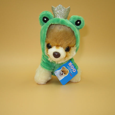 Boo - the World's Cutest Dog (5 In) Frog