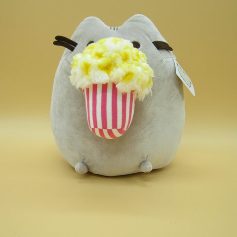 "Pusheen Plush -  9.5"" (Popcorn)"