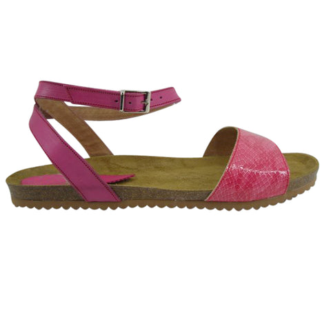 Cork Leather Sandals MADE IN SPAIN