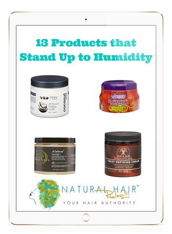 13 Natural Hair Products That Fight Frizz and Beat Humidity