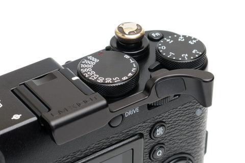 Fujifilm X100T Thumbrest - Black