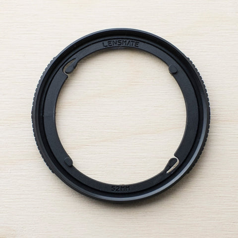 Canon G7X Mark II & G7X (also fits G5X) Quick-Change Filter Holder (Part 2) by Lensmate