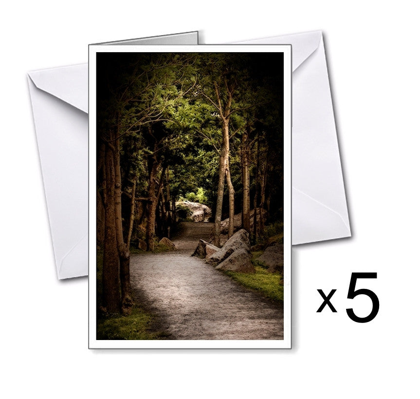 Cards: 5 Stien til Verdens ende (The Path to World's End)
