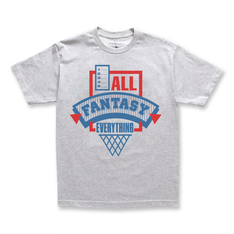 AFE DRAFT TEE - ASH GREY