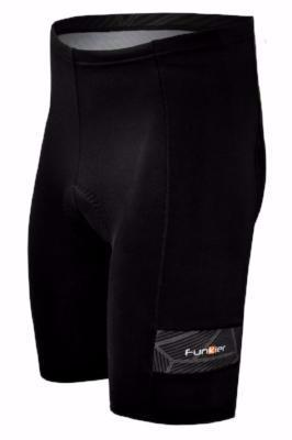 Funkier Men's Roma 7 Panel Shorts w/ B1 Pad