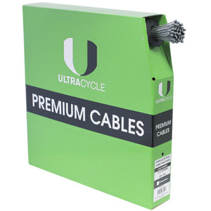 Ultracycle Shifter Derailleur Cables Box of 100