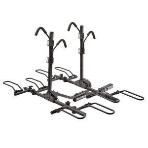 Sportrack Crest Deluxe 4 Bike Hitch Rack Holds 4 Bikes
