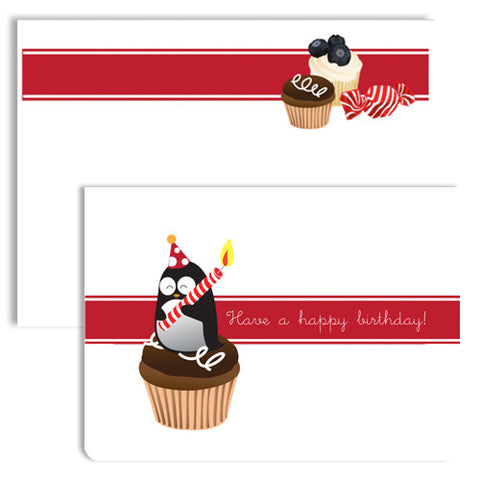 UFF boxed birthday note cards