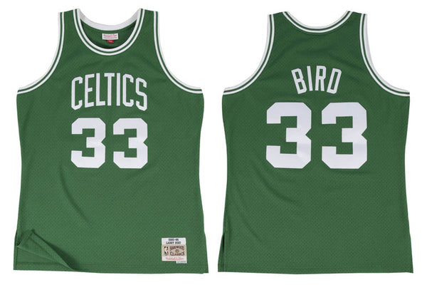 Boston Celtics #33 Bird Swingman Jersey