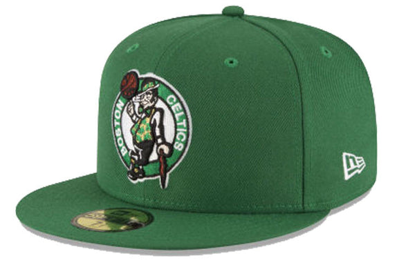 Boston Celtics 5950 Classic Wool Fitted