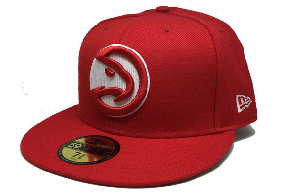 Atlanta Hawks 5950 Classic Wool Fitted