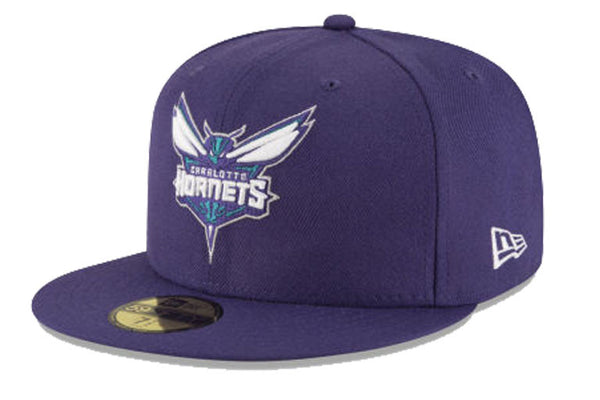 Charlotte Hornets 5950 Classic Wool Fitted