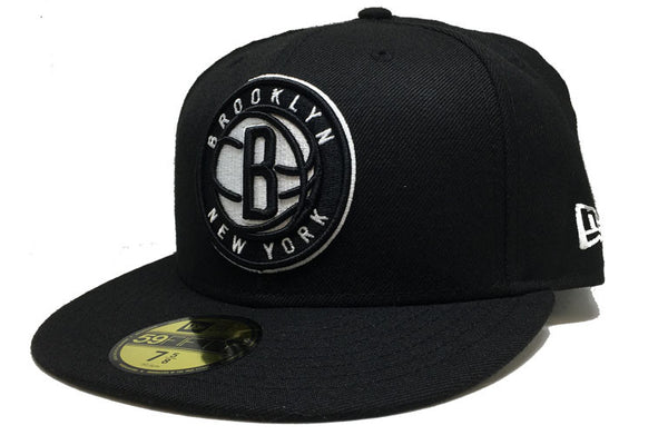 Brooklyn Nets 5950 Classic Wool Fitted