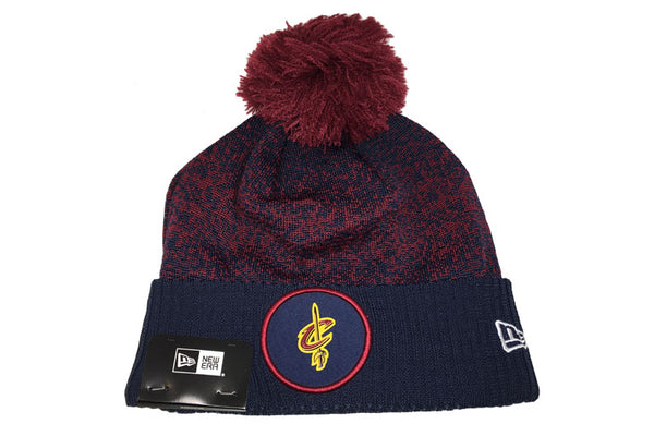 Cleveland Cavaliers NBA 17 Pom Cuff Knit
