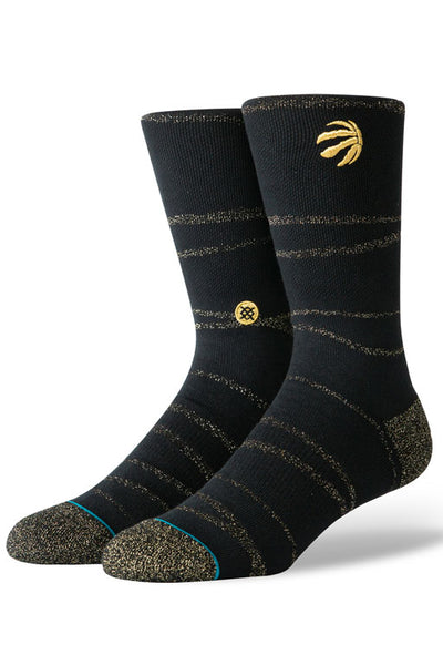 Stance Toronto Raptors Trophy Twist Socks