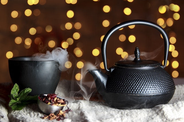 Mulled Wines & Hot Toddys for the Holidays