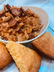Mardi Gras, Carnival, Fat Tuesday & Homemade Jambalaya