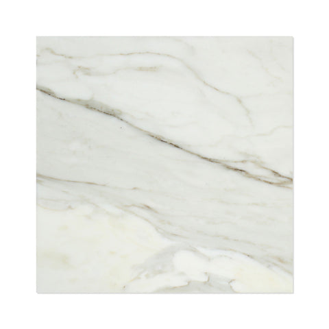 12 X 12 Calacatta Gold Marble Polished Field Tile - American Tile Depot - Shower, Backsplash, Bathroom, Kitchen, Deck & Patio, Decorative, Floor, Wall, Ceiling, Powder Room, Indoor, Outdoor, Commercial, Residential, Interior, Exterior