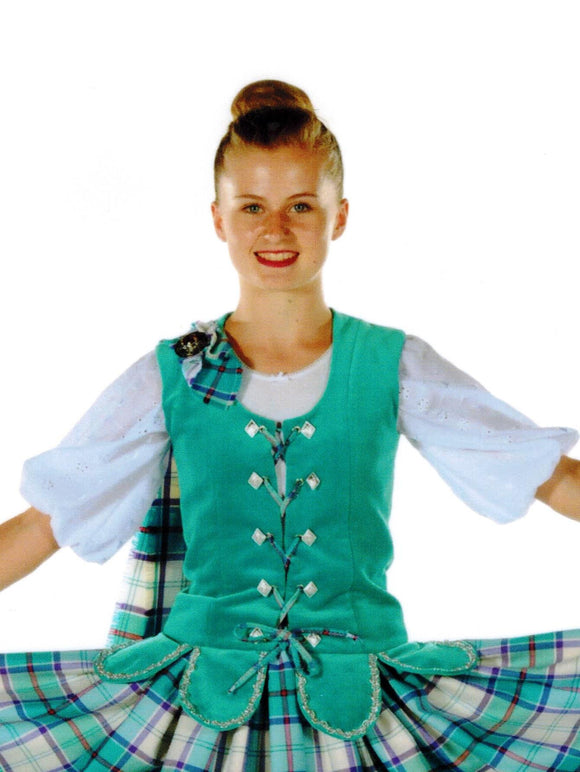 Aboyne Vest - Fancy - Adult