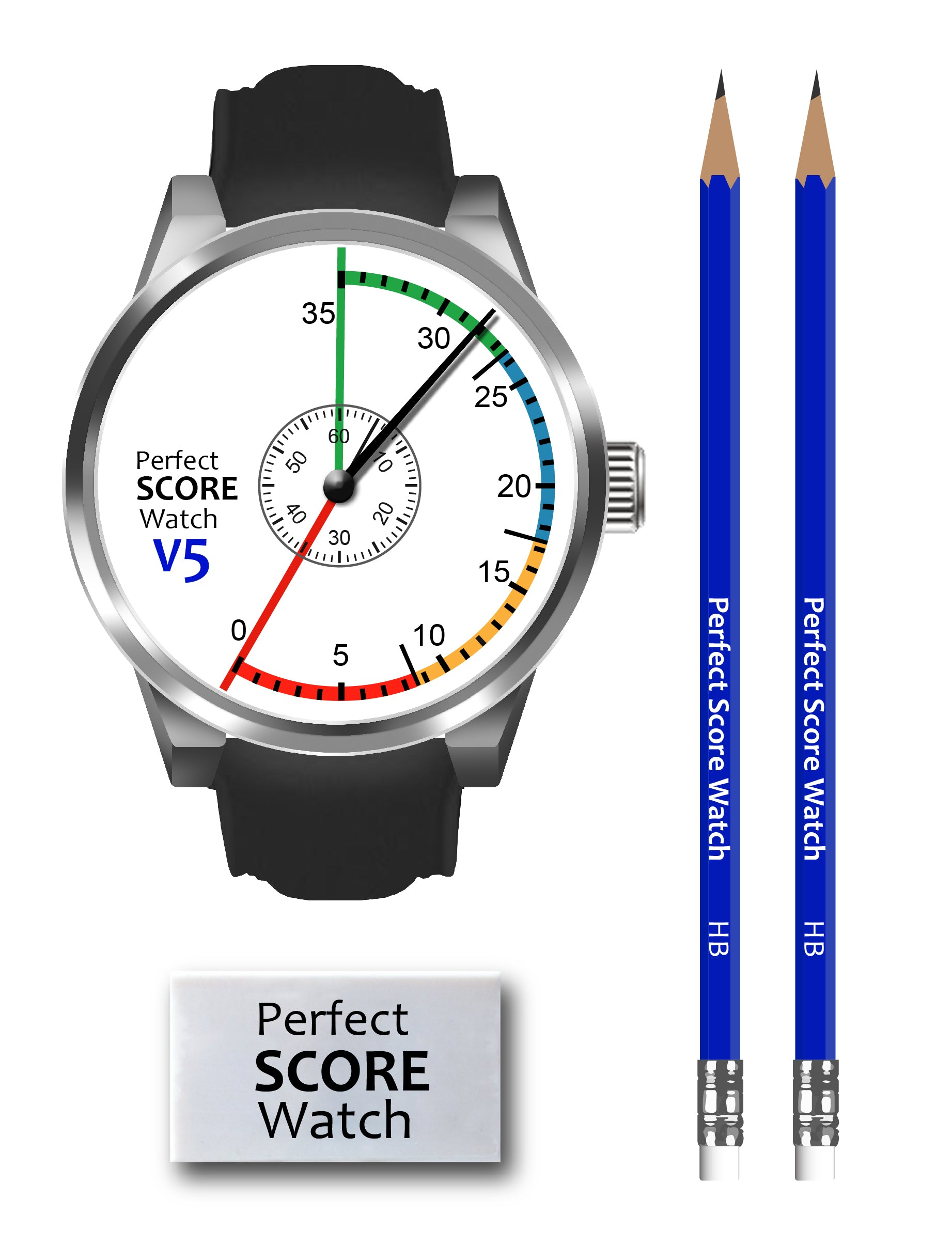 Perfect Score Watch Version 5 for the LSAT Exam