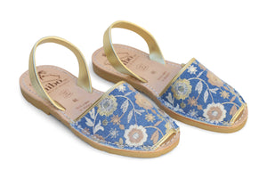 Mibo Perry Jeans Avarcas Sandals