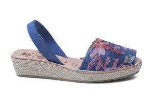 Mibo Fonsi Wedge Avarca Sandals