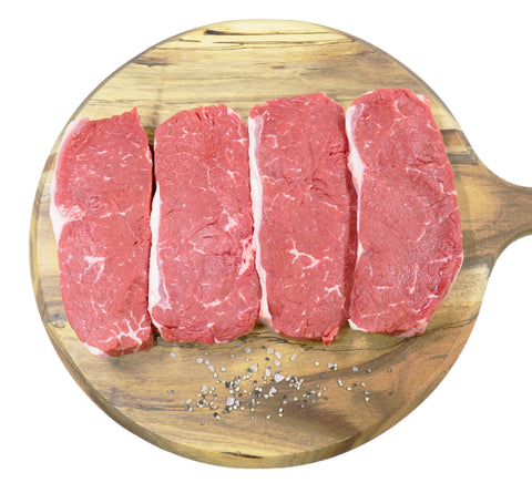 New York Steak Grass Fed 1kg buy/ $29.99kg
