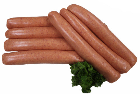 2kg(24) Thin Sausages for $15.00 Gluten Free