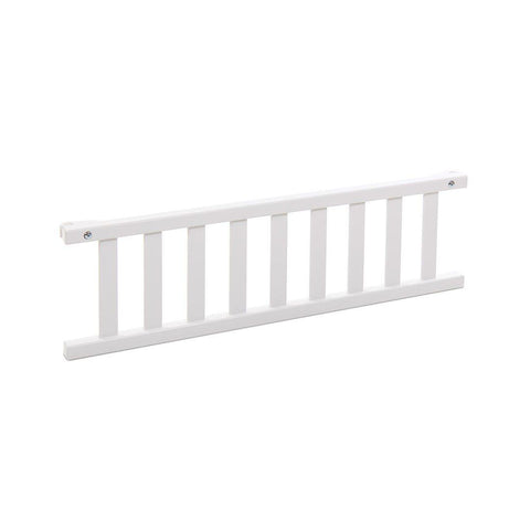 BabyBay Maxi Advance Side Rail - White-Side Bars-Default- Natural Baby Shower