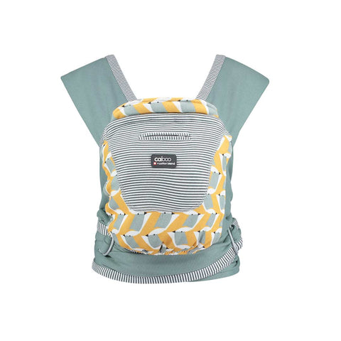 Close Caboo + Cotton Blend Printed Baby Carrier - Ava-Baby Carriers-Default- Natural Baby Shower
