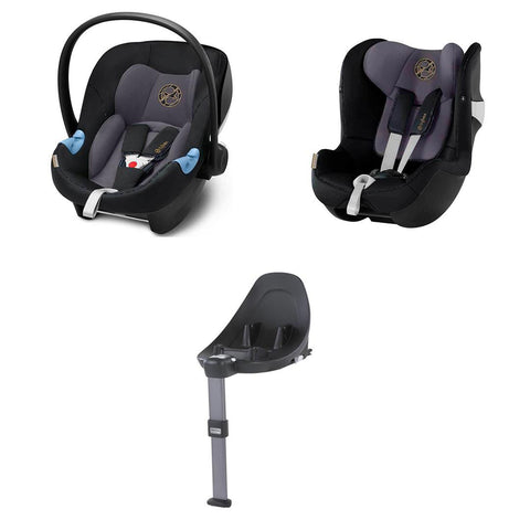 Cybex Modular Car Seat System - M Series - Premium Black-Car Seats- Natural Baby Shower