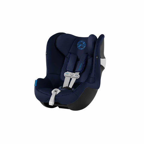 Cybex Sirona M2 i-Size Car Seat with SensorSafe - Indigo Blue-Car Seats- Natural Baby Shower