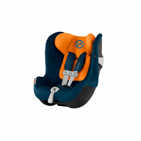 Cybex Sirona M2 i-Size Car Seat with SensorSafe - Tropical Blue-Car Seats- Natural Baby Shower