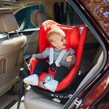 Cybex Sirona Z i-Size Car Seat - Scuderia Ferrari - Silver Grey-Car Seats- Natural Baby Shower