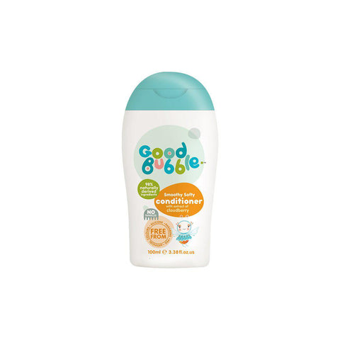 Good Bubble Smoothy Softy Conditioner with Cloudberry Extract - 100ml-Baby Skincare- Natural Baby Shower